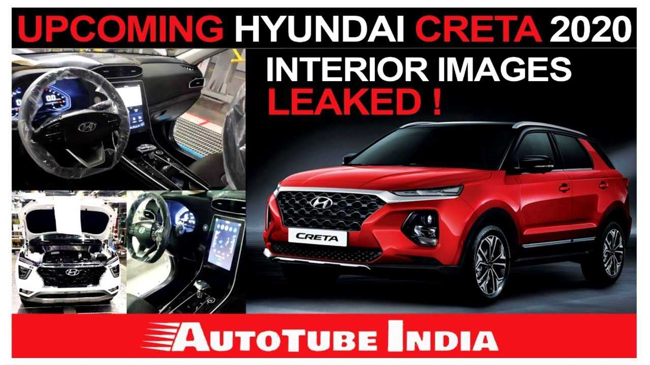 2021 hyundai creta launch, top model, interior images