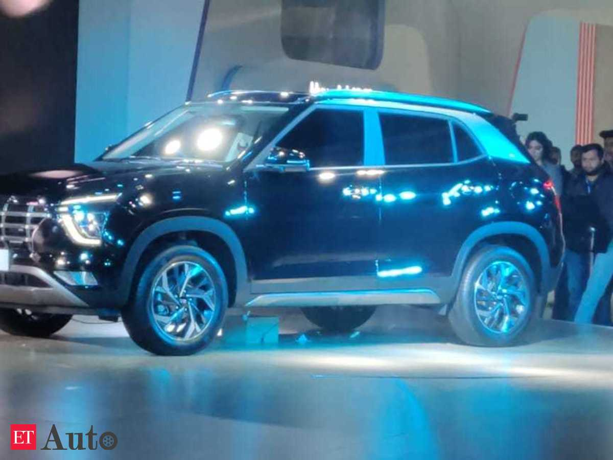 2022 hyundai creta launch top model interior images
